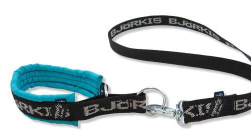 ビヨルキス ロゴハーフチョークカラー BJORKIS カラー&リード|HAU ビヨルキス、北欧犬グッズ通販