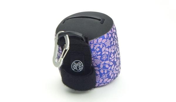 ベルトループ、クリップ、マジックテープで装着可能|ディッキーバッグ トリーツバッグ|お散歩便利犬グッズ通販 HAU