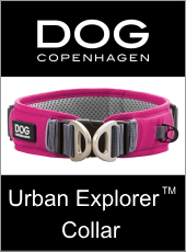 やらかい厚みのあるパッド犬用首輪|ドッグコペンハーゲン(DOG Copenhagen)カラー・ハーネス・リード|犬グッズ通販HAU