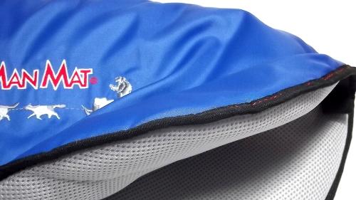 冬用犬の服/防寒用ドッグウェア|MANMAT サーモコート 厚手の布地、撥水性|犬グッズ通販HAU