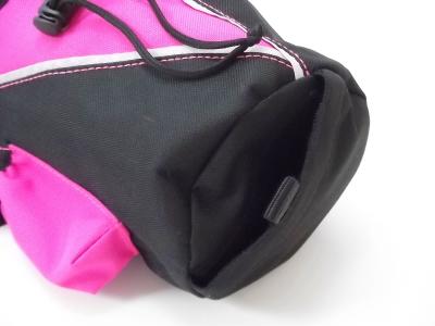 隠しポケット|犬のおやつバッグ|FIREDOG トリーツバッグ Lサイズ