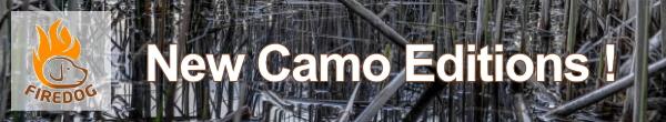 FIREDOG(ファイヤードッグ)|New Camo Edition|犬グッズ通販HAU